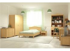 Кровать коллекции Снежана