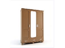 Шкаф 3-х дверный коллекция Селена-2