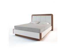 Кровать двойная без подъемного механизма коллекция Премьера-3