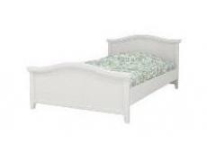 Кровать коллекции Снежана с двумя спинками