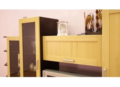 Полка 1 дверка газлифт коллекции Прима
