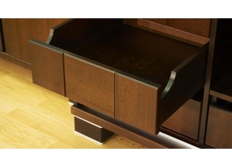 Шкаф 1 дверный коллекция Карина